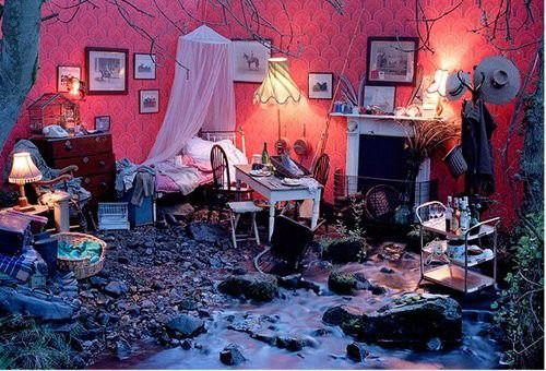 FantasyRooms - Style Estate -Galleries - HaHa! This looks like my place after my kids have gotten to it!