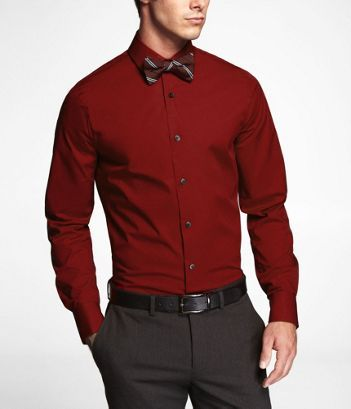7b9657e4ac 1MX EXTRA SLIM FIT FRENCH CUFF SHIRT at Express - $30 - Large ...
