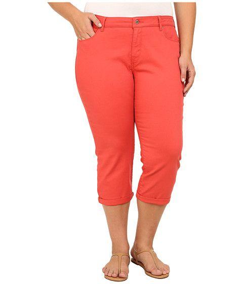 Levi's® Plus Plus Size Classic Capri | Pants - Bermudas, Capris ...