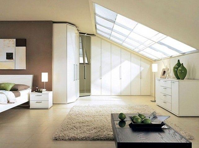 nos meilleures id es pour am nager et d corer vos combles suite parentale dans les combles. Black Bedroom Furniture Sets. Home Design Ideas