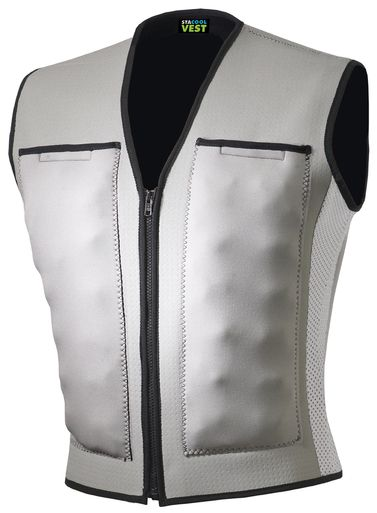 Stacool Under Vest With Images Cooling Vest Medical