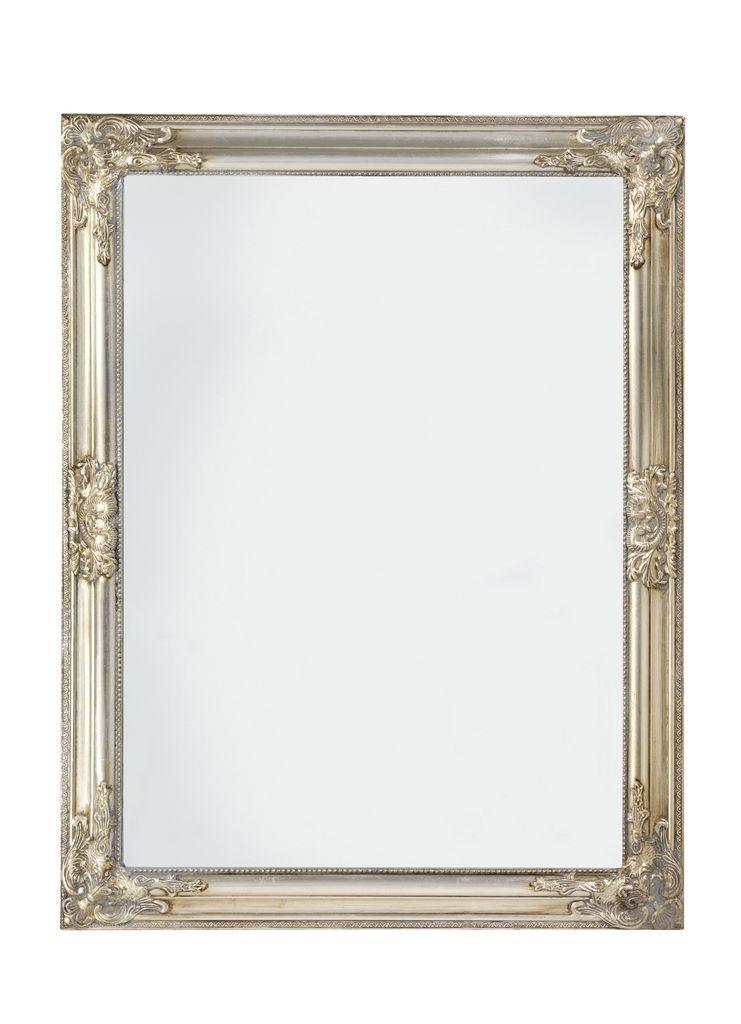 Bathroom Vanity Jysk ogledalo rude 70x90cm srebrni okvir u jysk-u. | home | pinterest
