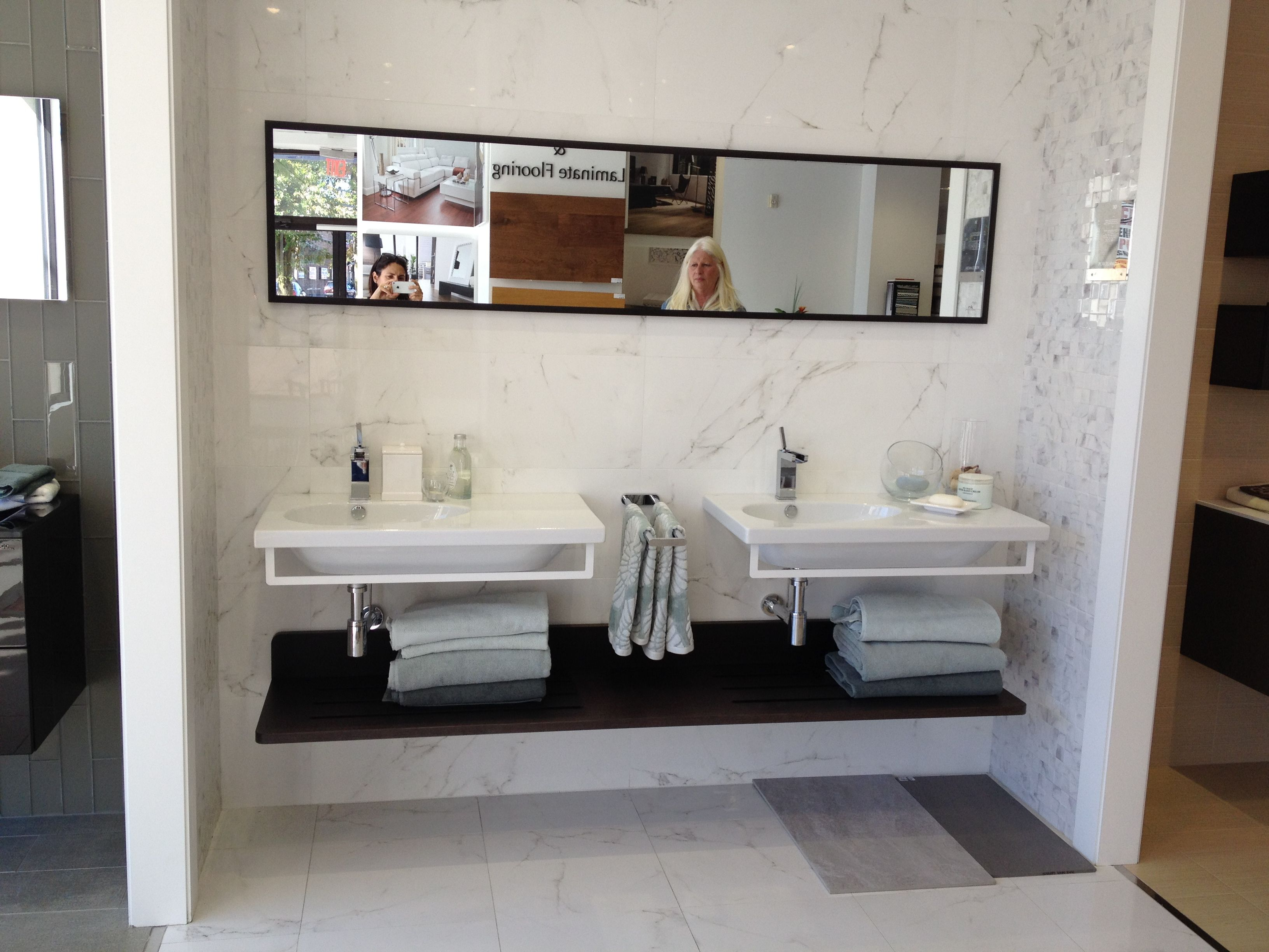 Carrera Marble Tile Porcelanosa Bathrooms Pinterest Marble