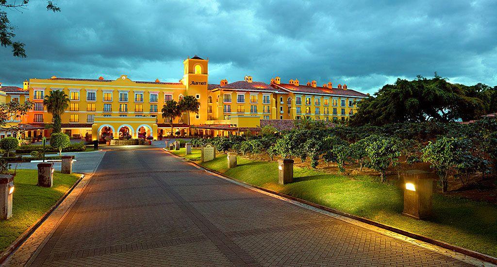 Costa Rica Marriott Hotel San Jose Heredia