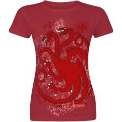 Photo of Game Of Thrones House Targaryen T-Shirt