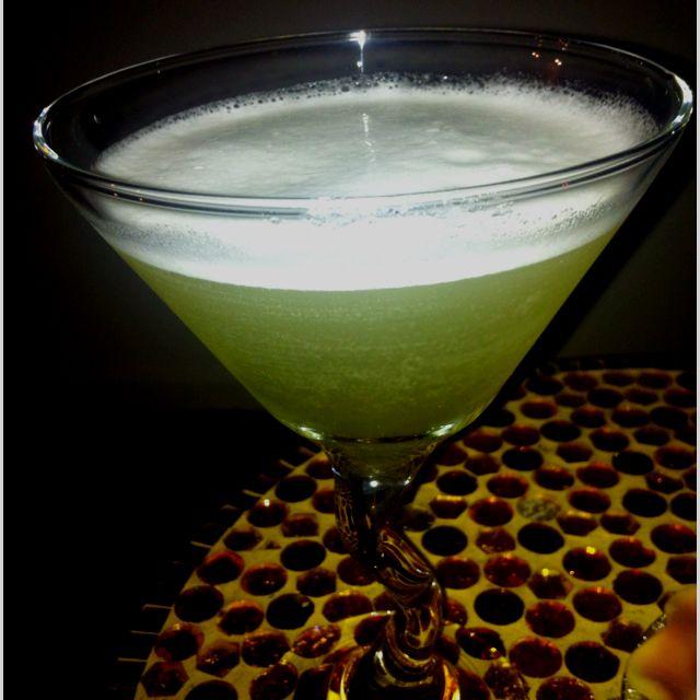 Whipped Vodka, Pineapple Juice, Splash Of Club Soda