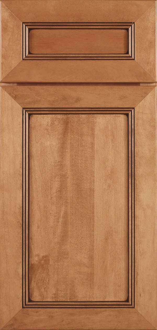The Bancroft Cabinet Door Style Is Double Beaded On The Interior