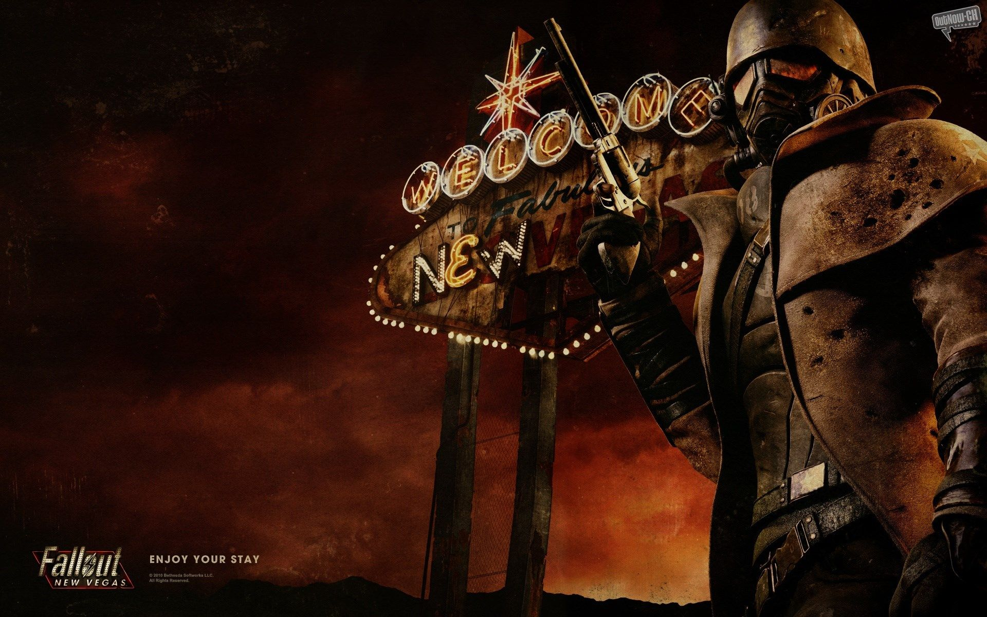 Backgrounds In High Quality Fallout New Vegas Picture 1920 X 1200 761 Kb Fallout New Vegas Fallout Fallout Game