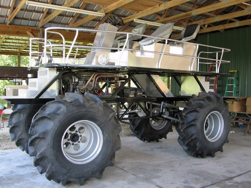 Old Swamp Buggy | Custom Swamp Buggies For Sale | I want ...