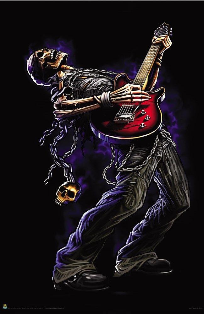 Приколы классно, монстры с гитарами картинки
