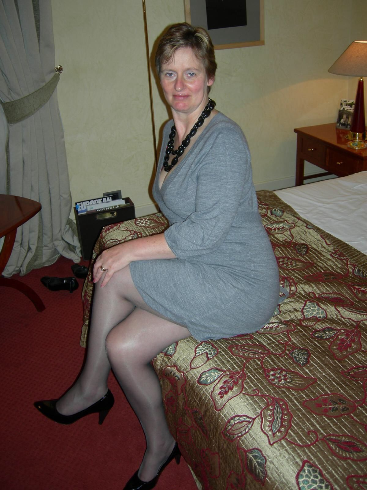 photo series mature amateur