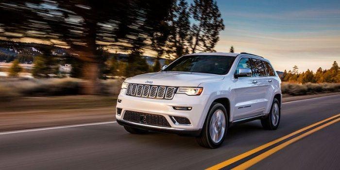2019 Jeep Grand Cherokee The Powerful Drive Jeep Grand Cherokee