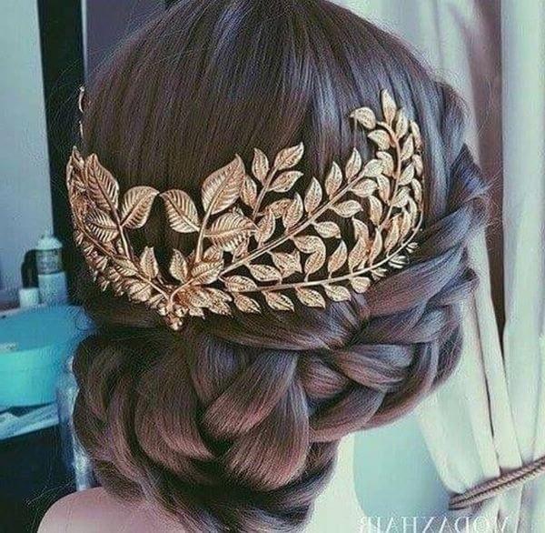 Los Peinados Romanos De Mujer Tra 237 Dos De La Antig 252 Edad