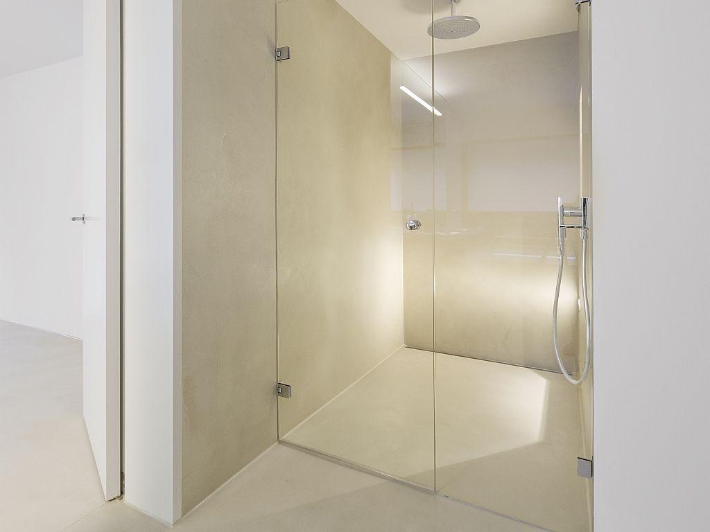 Linoleum Bad Google Suche Mit Bildern Fugenlose Dusche Bodenbeschichtung Arbeitsbereiche