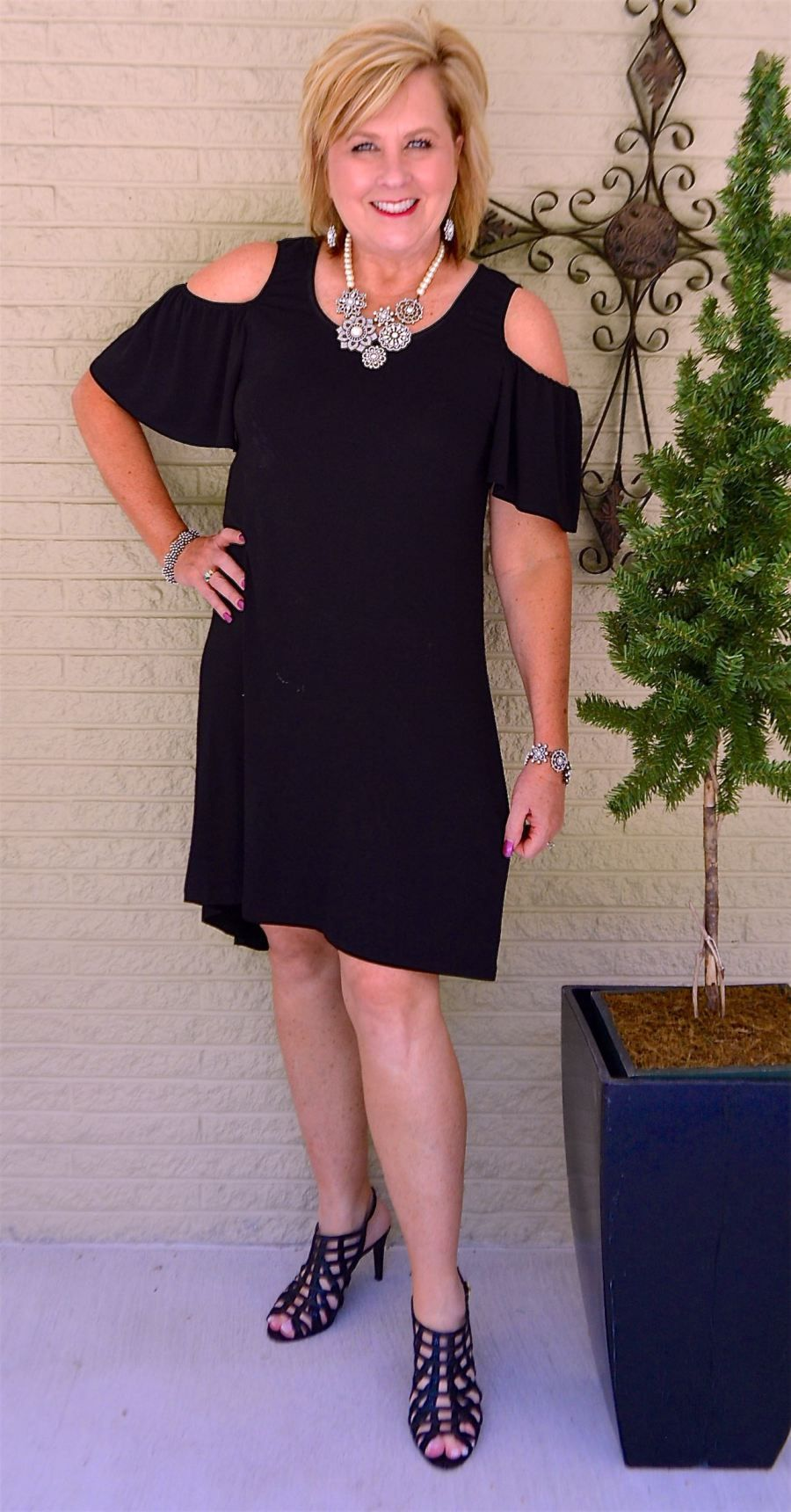 little black dress for 7 year old