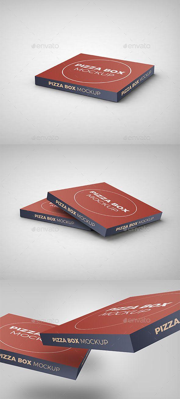 Download Pizza Box Mockup Pizza Boxes Box Mockup Pizza Box Design