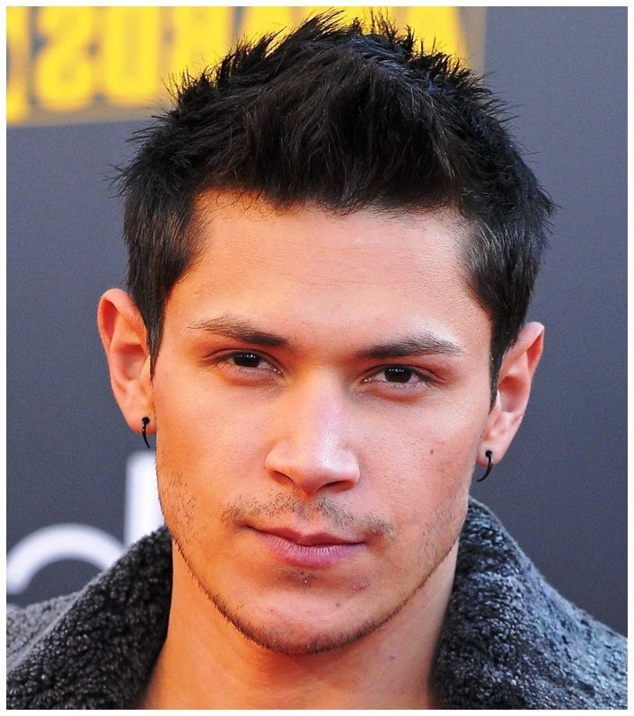 Mens Hairstyles For Thick Curly Hair Boys Cut Thin