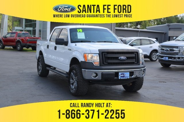 Used 2014 Ford F 150 Xl 4x4 Truck For Sale Gainesville Fl 40292a