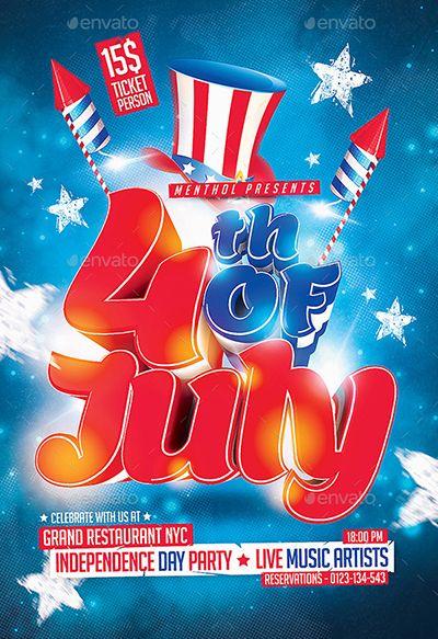 telisha johnson (felisha5880) on Pinterest - independence day flyer