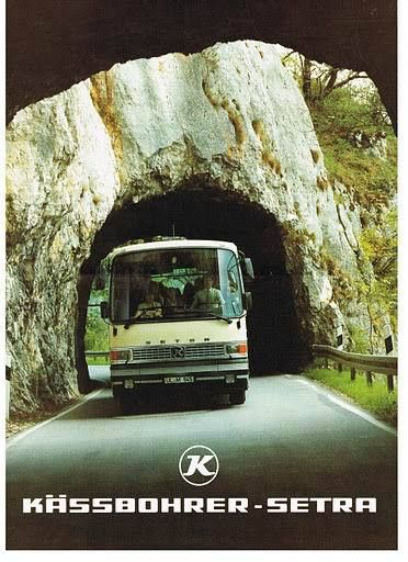 1977 SETRA S208-228DT Immage