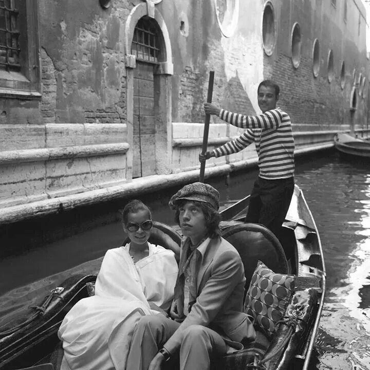 Un Rolling por Venecia