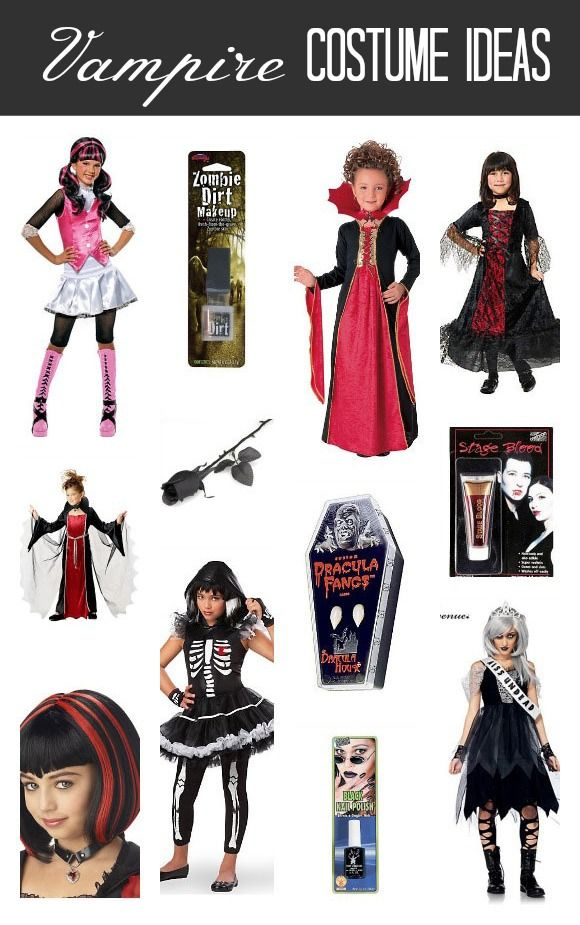 My favorite girl v&ire costume ideas for Halloween! #halloween #v&ire  sc 1 st  Pinterest & My favorite girl vampire costume ideas for Halloween! #halloween ...
