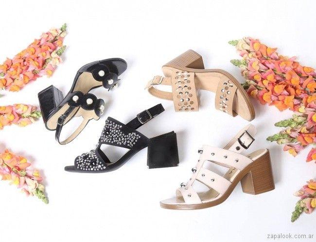 6bb76ed62f349 Calzados primavera verano 2019 – Anticipo sandalias y zapatos Argentina