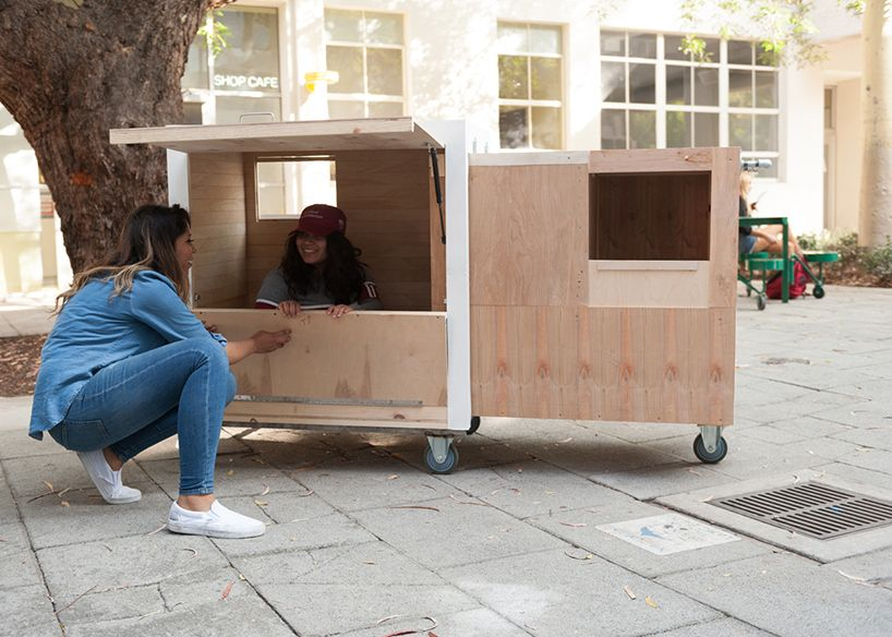 New Book Looks At Solutions For La S Homeless Crises Homeless Shelter Design California Architecture Architecture Student
