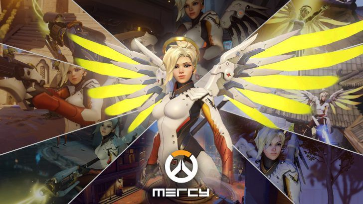 Download Mercy Game Wallpaper Psychaoticnetwork 1920x1080