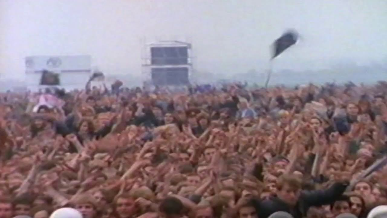 Metallica In Russia 1991 Hq Monsters Of Rock Moscow Good Vids
