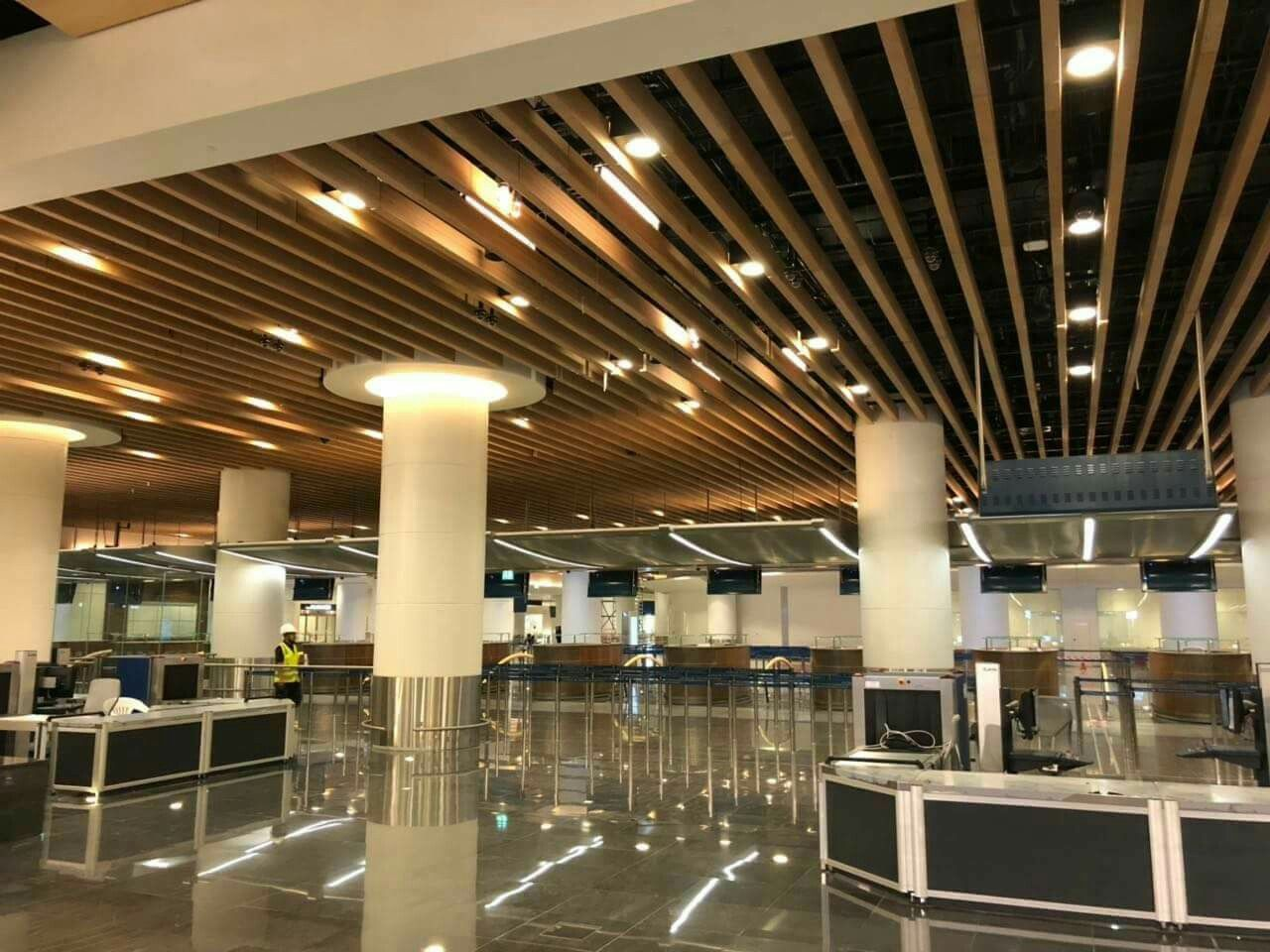 New Muscat International Airport The Good Place Places International Airport