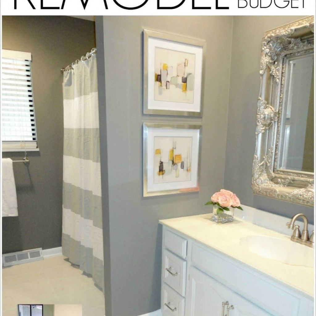 Captivating 77+ Cheapest Way To Remodel Bathroom   Favorite Interior Paint Colors Check  More At Http