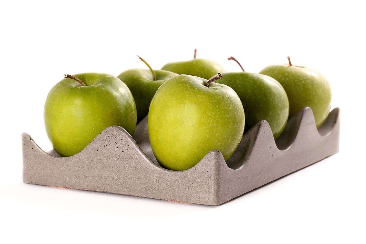 Home interior fruit plates concrete fruit tray bowl this item is not composed of typical