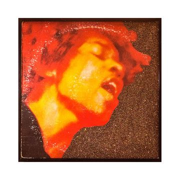 Jimi Hendrix Electric Ladyland, $84, now featured on Fab.