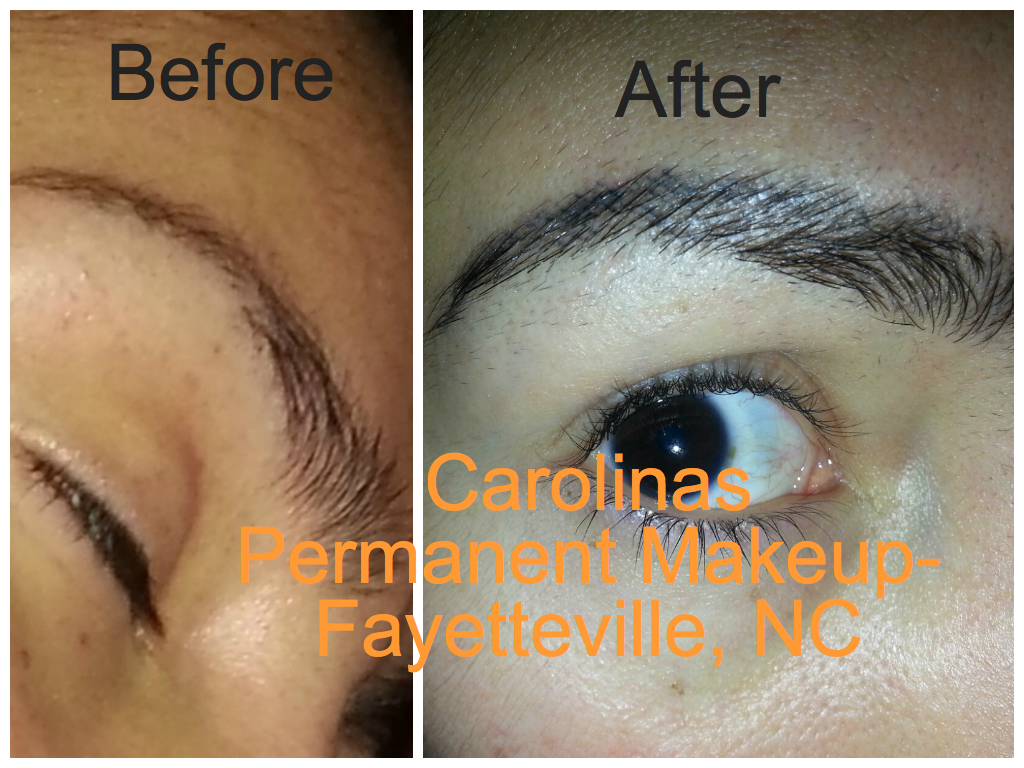 Carolinas Permanent Makeup In Fayetteville Nc The Lady Angel