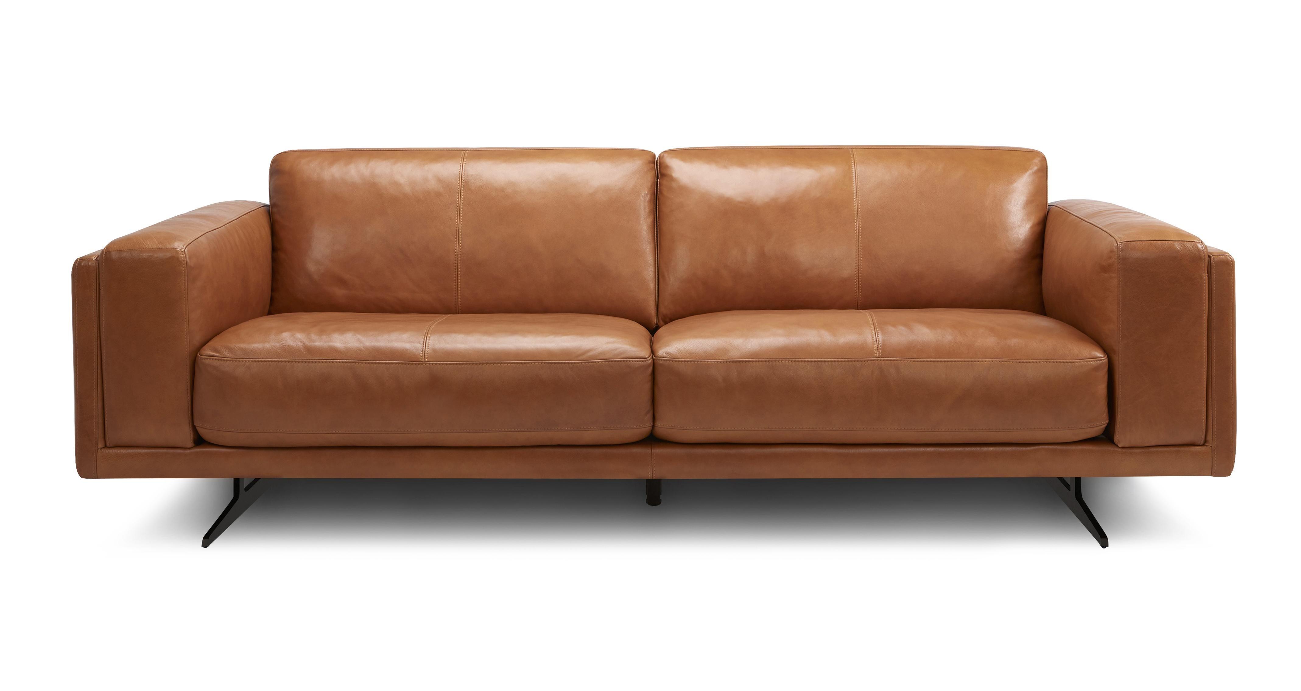 Dfs 3 Seater Sofa Hackney In 2020 Seater Sofa 3 Seater Sofa Tan Leather Sofas