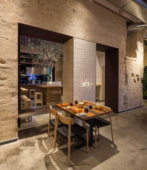 Restaurante perro viejo en sevilla retail bars - Diseno interiores sevilla ...