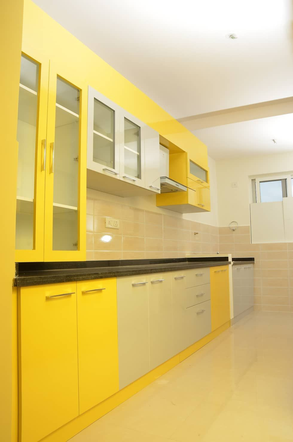 Parallel modular kitchen designs in india asian style ...