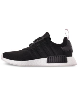 d659e2f32 adidas Women s Nmd R1 Casual Sneakers from Finish Line - Black 6 in ...