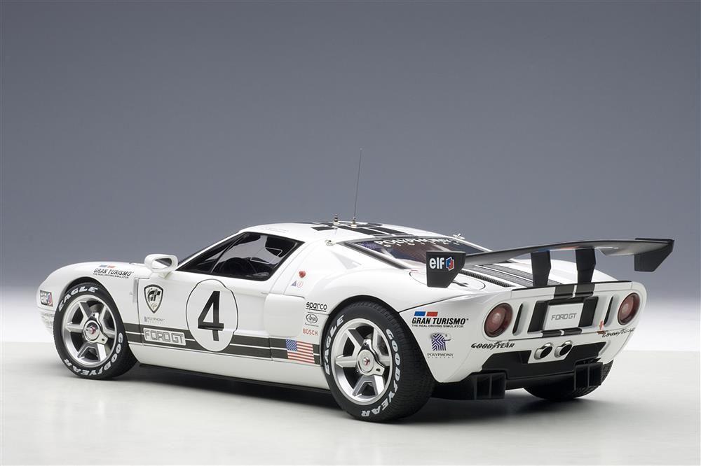 Gran Turismo Ford Gt Lm Race Car Spec Ii
