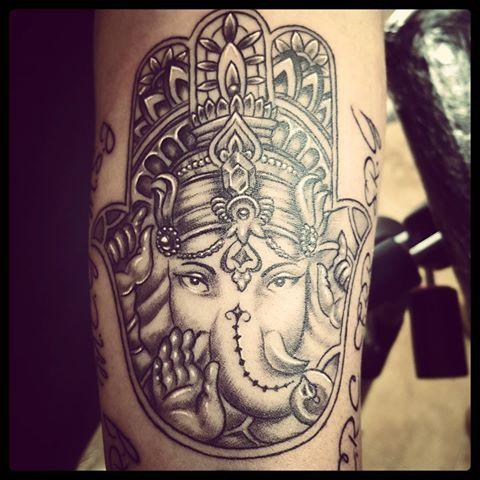 110 Mandalas Tattoos For Women Ganesha Tattoo Tattoos Tattoos For Women