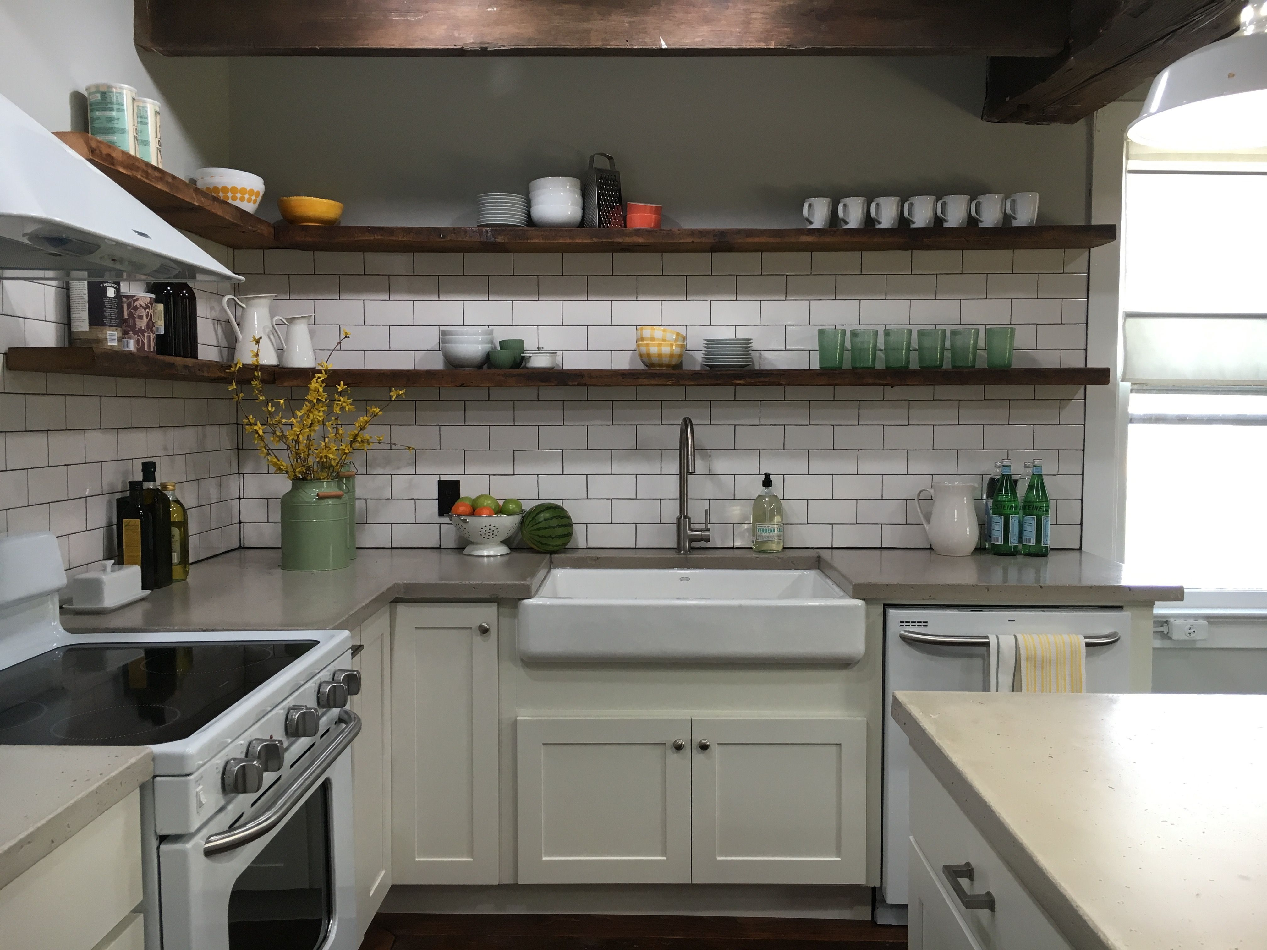Stone House Revival on DIY Network with Jeff Devlin - kitchen ...