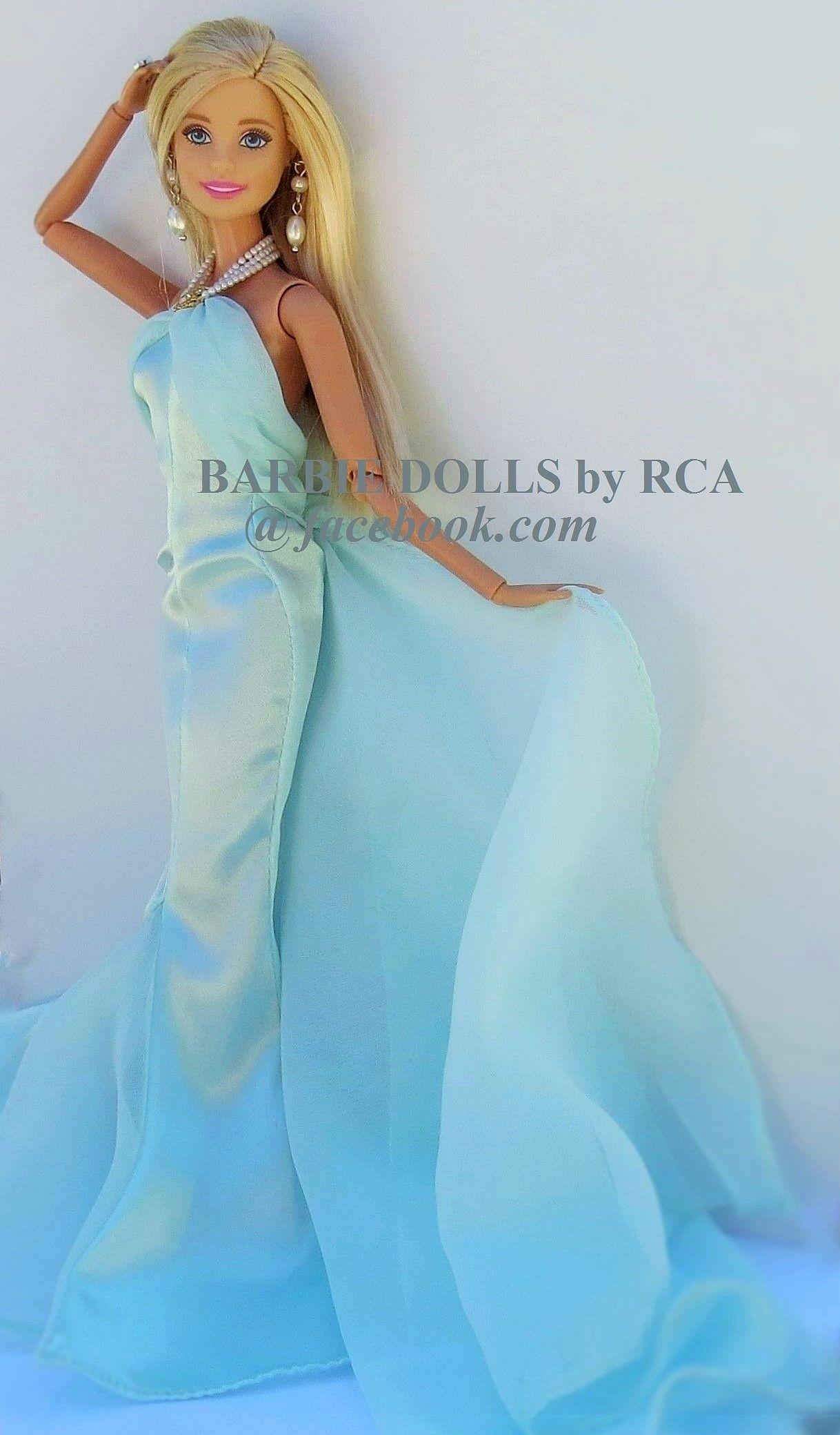 12.22.3 Barbie dolls by RCA | barbie | Pinterest | Barbie, Muñecas y ...