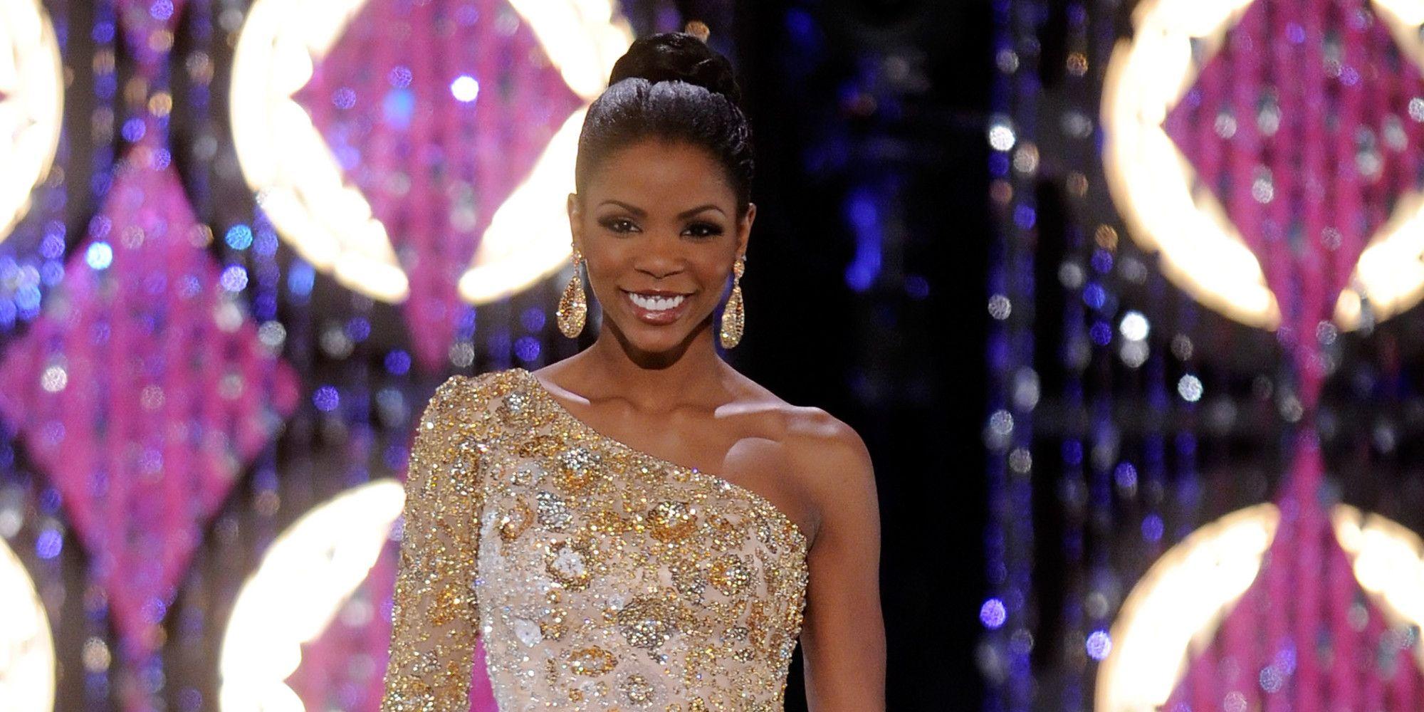 Former Miss Kentucky winnder Djuan Trent.