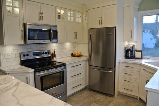 Sarah's Simplicity - Kitchen