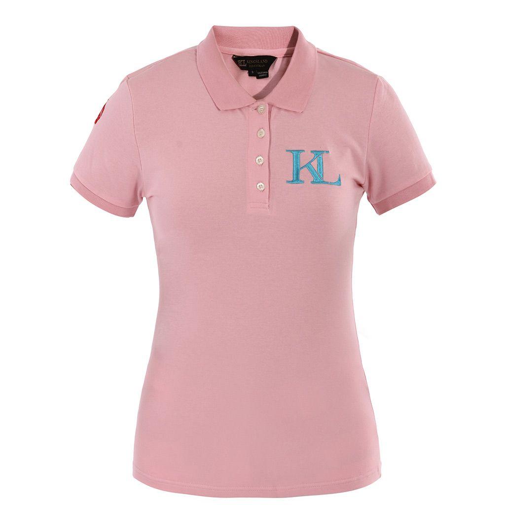 Rimini Ladies Polo Shirt Kingsland Equestrian Equestrian