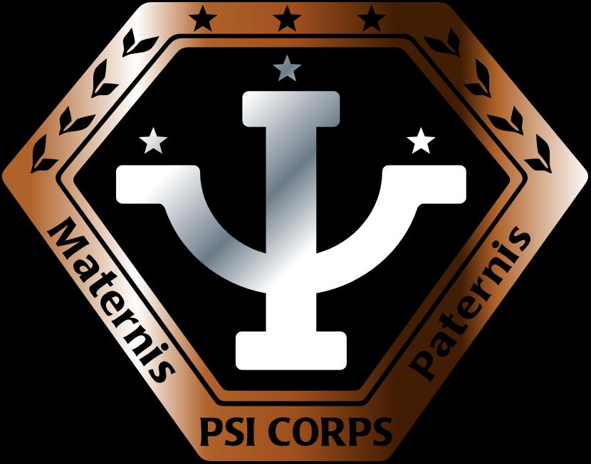 babylon 5 psi corps google search emblems pinterest. Black Bedroom Furniture Sets. Home Design Ideas