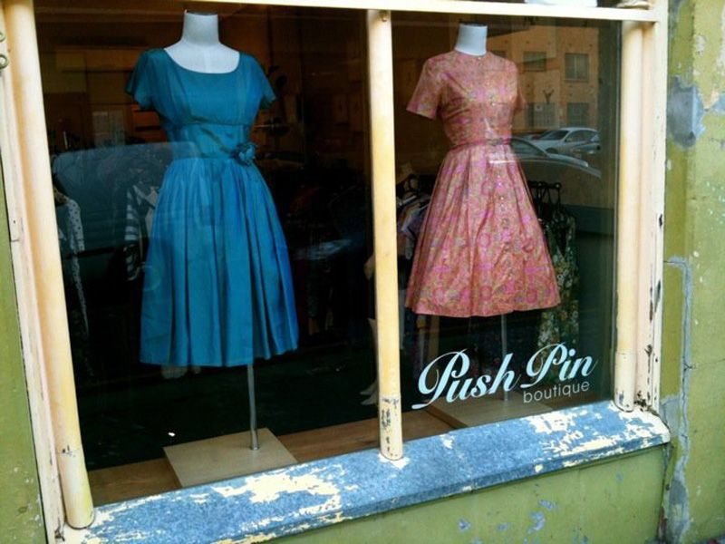 Push Pin boutique Adelaide