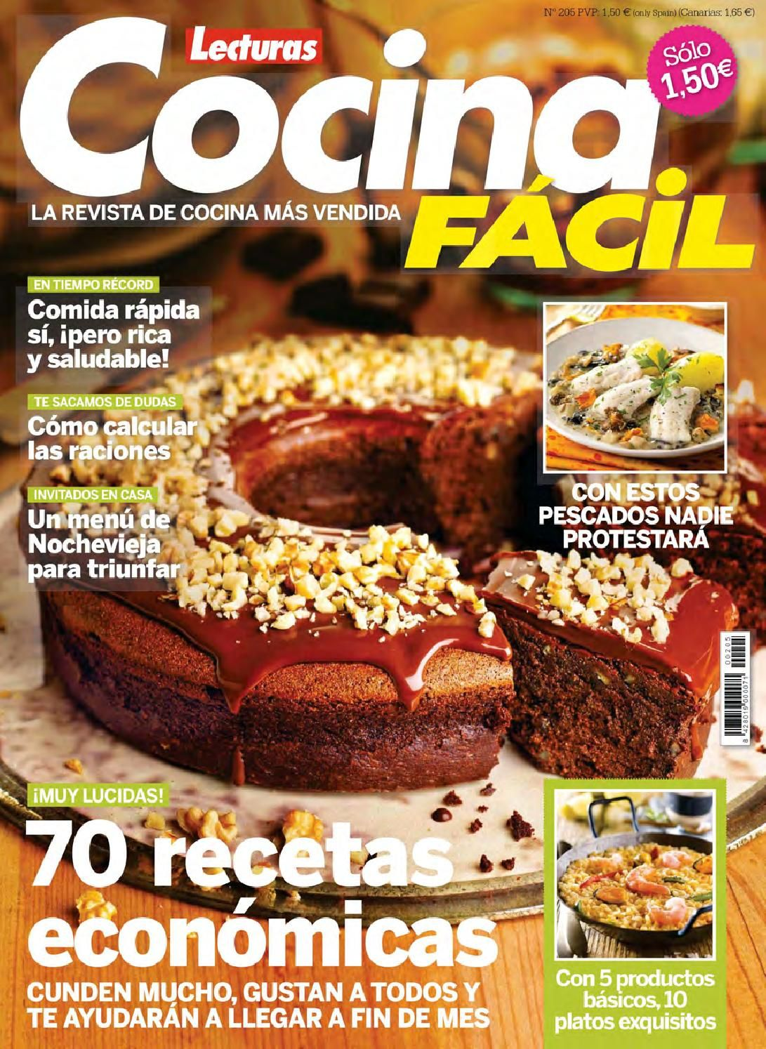 Cocina Facil Lecturas Enero 2015 R Cocina Facil Revistas De