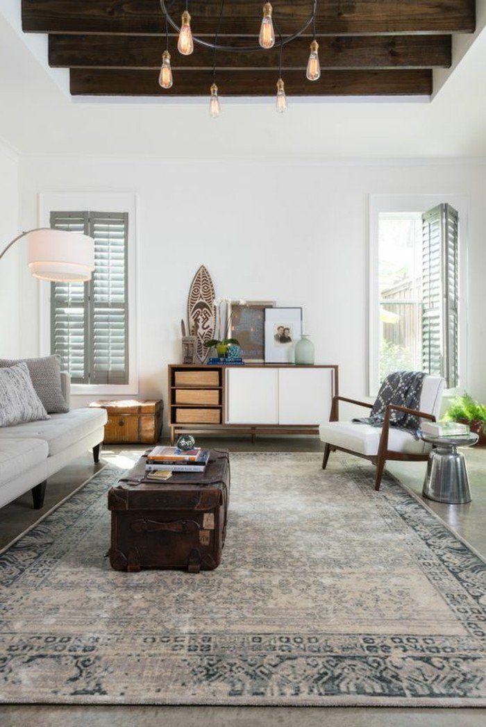1001 id es pour am nager une chambre en longueur des solutions petits espaces maison - Agencer une chambre ...